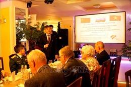 Gặp mặt truyền thống Hội Cựu chuyên gia quân sự Nga từng công tác tại Việt Nam