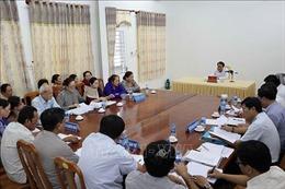 Bí thư Tỉnh ủy Cà Mau đối thoại với dân về vụ cháy chợ thị trấn Năm Căn và vụ bến phà Tam Bô