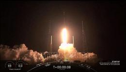 SpaceX phóng vệ tinh liên lạc của Israel