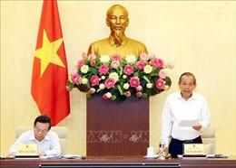 Nâng cao hiệu quả hợp tác với nước ngoài về pháp luật, cải cách hành chính, tư pháp