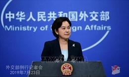 Trung Quốc, Nhật Bản tái khởi động đối thoại chiến lược sau 7 năm