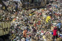 Đổi rác thải nhựa lấy vé đi xe buýt