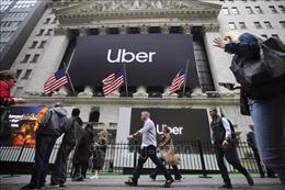 Uber báo lỗ 5,2 tỷ USD trong quý II/2019