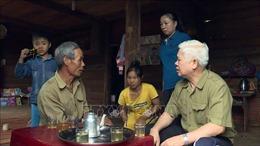 Khắc phục thiệt hại do mưa lũ tại Bình Phước