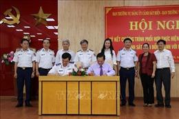Quảng Ngãi ký kết Chương trình phối hợp Cảnh sát biển đồng hành với ngư dân