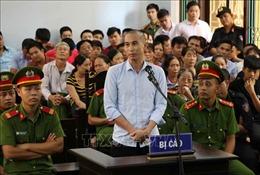 Tử hình hung thủ giết 2 vợ chồng ở Hưng Yên