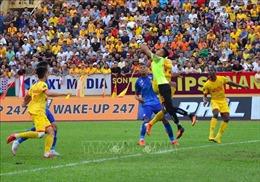 V.League 2019: Dược Nam Hà Nam Định thua trên sân nhà, Viettel đánh mất 3 điểm