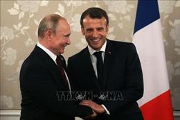 Nga và Pháp nỗ lực duy trì JCPOA