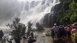 Ba người tử vong do đuối nước ở thác Ia Grăng, Gia Lai