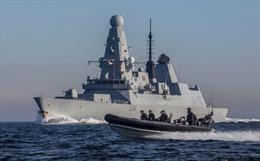 Hải quân Anh tiếp tục cử tàu chiến tới vùng Vịnh
