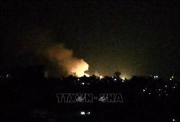 Israel đánh chặn 2 trong 3 quả rocket phóng từ Dải Gaza