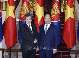 Tổng Thư ký Lim Jock Hoi tin tưởng Việt Nam sẽ đảm nhiệm thành công Chủ tịch ASEAN