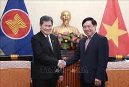 ASEAN cần nỗ lực đẩy mạnh liên kết nội khối