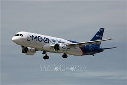 Nga 'trình làng' máy bay chở khách hứa hẹn là đối thủ của Boeing và Airbus