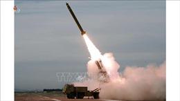 Triều Tiên khẳng định các vụ thử vũ khí nhằm tăng cường năng lực phòng vệ