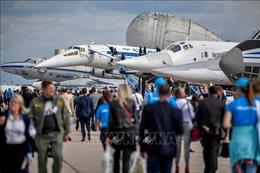 Ấn tượng sản phẩm mới tại Triển lãm Hàng không vũ trụ quốc tế MAKS-2019