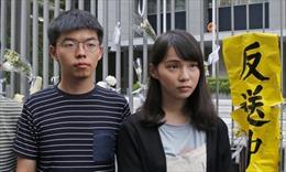 Cảnh sát Hong Kong bắt giữ 3 thủ lĩnh nhóm chính trị dính líu tới các vụ gây rối