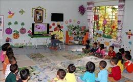Đắk Nông tạm giao 634 biên chế giáo viên mầm non cho các địa phương