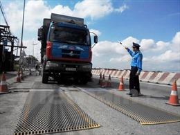 Giải thể Trạm kiểm tra tải trọng xe Dầu Giây
