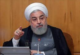 Tổng thống Iran loại trừ khả năng đàm phán song phương với Mỹ