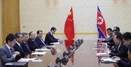 Trung Quốc - Triều Tiên nhất trí tăng cường quan hệ song phương