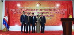 Campuchia cảm ơn sự hỗ trợ của Việt Nam trong bảo vệ và xây dựng đất nước