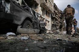 Nổ lớn làm rung chuyển thủ đô của Afghanistan