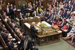 Quốc hội Anh bác đề xuất bầu cử sớm của Thủ tướng