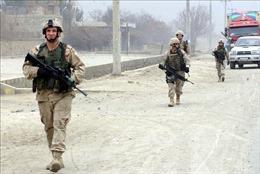 Mỹ thông báo dự thảo thỏa thuận hòa bình Afghanistan