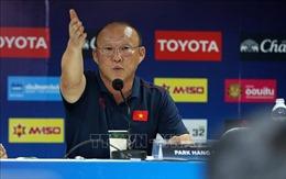 HLV Park Hang-seo - 'Khắc tinh' của bóng đá Thái Lan