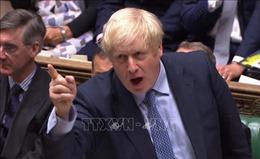 EU 'dội gáo nước lạnh' vào chiến lược của Thủ tướng Anh Johnson