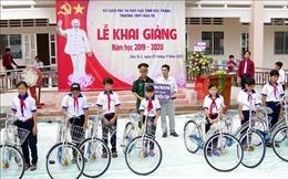 Nâng cấp, sửa chữa trường lớp cho học sinh dân tộc Khmer