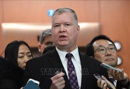 Đặc phái viên Mỹ về Triều Tiên kêu gọi Bình Nhưỡng trở lại đàm phán hạt nhân