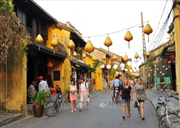 Hội An thu hút khách du lịch với nhiều chương trình đặc sắc chào năm mới