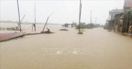 Quảng Bình: Tìm thấy thi thể nạn nhân mất tích trong mưa lũ