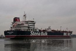 Iran sẽ sớm phóng thích tàu chở dầu Anh