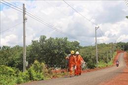 Điện lưới quốc gia về với vùng sâu, vùng xa Bình Phước