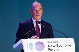 Tỷ phú Bloomberg cam kết dành 160 triệu USD cho chiến dịch chống thuốc lá điện tử