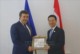 Việt Nam và Hungary tăng cường hợp tác công nghệ và thông tin - truyền thông