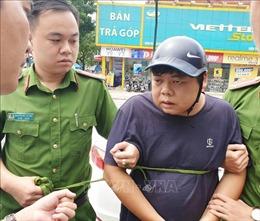 Mật phục, bắt giữ nhóm người Trung Quốc làm giả thẻ ATM chiếm đoạt tài sản
