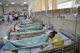 80 trẻ mầm non đồng loạt nhập viện nghi do ngộ độc thực phẩm