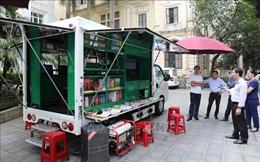 Hà Nội phát triển thư viện lưu động tại 50 trường học ngoại thành