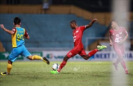 V.League 2019: Cơ hội trụ hạng từ cơn mưa bàn thắng của Sanna Khánh Hòa