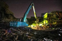 Thu dọn gần 1.243 tấn phế thải sau vụ cháy Công ty Rạng Đông