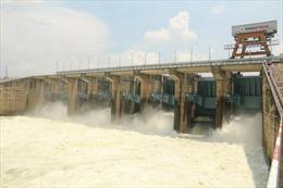 Thủy điện Trị An tăng xả tràn, không ảnh hưởng hạ du sông Đồng Nai
