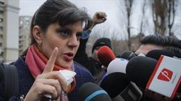 Cựu Chủ nhiệm Ủy ban chống tham nhũng Romania trở thành Trưởng Công tố EU