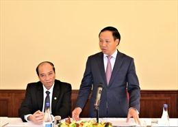 Đắk Lắk xúc tiến hợp tác đầu tư tại LB Nga