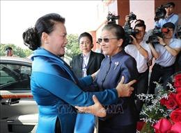 Củng cố mối quan hệ hữu nghị truyền thống, đoàn kết đặc biệt Việt Nam - Lào