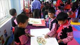 Nâng cao văn hóa đọc cho học sinh dân tộc Mông