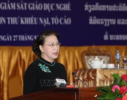 Hội thảo chuyên đề giữa Quốc hội Lào và Quốc hội Việt Nam